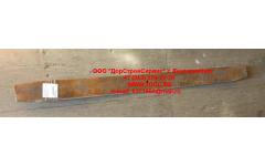 Лист 6х4 №06 передней рессоры L-980 H фото Россия