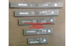 Лист 6х4 №08 передней рессоры L-580 H фото Россия