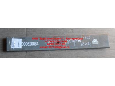Лист 6х4 №10 передней рессоры L-370 H HOWO (ХОВО)