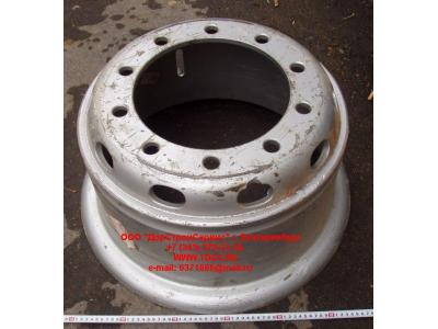 Диск колесный R20х8,5 10 отв. H2/H3/SH HOWO (ХОВО) WG9112610062 фото 1 Россия