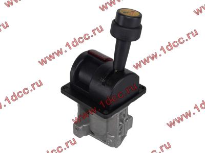 Кран управления подъемом кузова в кабине (3 вывода HYVA) H/F HOWO (ХОВО) 14750667H