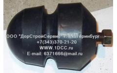 Отбойник рессоры передней круглый с болтом H2/H3 фото Россия