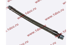 Шланг пневмосистемы компрессор-масловлагоотделитель L=420 WP10 SH F3000 фото Россия