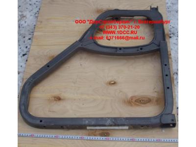 Кронштейн брызговика передней оси левый H2 HOWO (ХОВО) WG9719930315