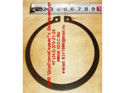 Кольцо стопорное наружнее d- H Разное  фото 1 Россия