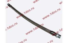 Шланг пневмосистемы компрессор-масловлагоотделитель L=620 WP10 SH F3000 фото Россия