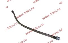 Шланг пневмосистемы компрессор-масловлагоотделитель L=800 WP10 SH F3000 фото Россия