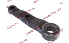 Рычаг рулевой (сошка ) ГУРа 8x4 F для самосвалов фото Россия