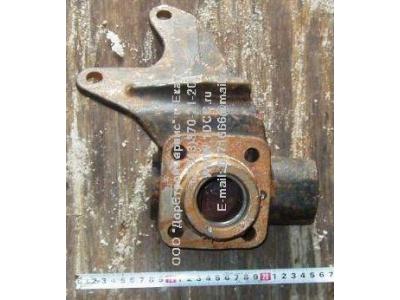 Кронштейн передней тормозной камеры правый H HOWO (ХОВО) AZ9100410036 фото 1 Россия