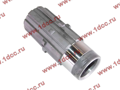 Вал полый (привода среднего моста) H2/H3 HOWO (ХОВО) 99012250135 фото 1 Россия