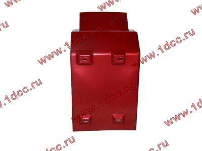 Брызговик передней оси правый H2 красный HOWO (ХОВО) WG1642230004 фото 1 Россия