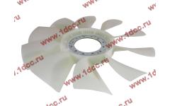 Вентилятор радиатора (на гидромуфту) без кольца d-590 H фото Россия