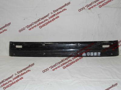 Козырек солнцезащитный стандартной и длинной кабины H HOWO (ХОВО) WG1642870231 фото 1 Россия