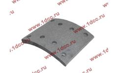 Накладка тормозная передняя малая (8 отверстий) SH фото Россия