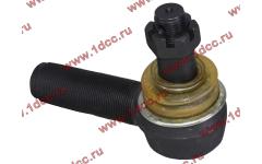 Наконечник поперечной рулевой тяги малый прав. H (AZ9100430218-4) КАЧЕСТВО фото Россия
