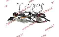 Комплект топливной аппаратуры WP10 SH3-SH2 без ТНВД фото Россия