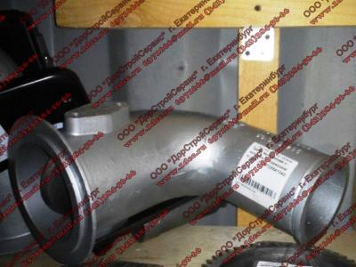 Горный тормоз (клапан+заслонка) H HOWO (ХОВО) WG9725541042 фото 1 Россия