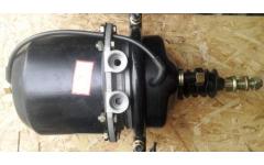 Энергоаккумулятор (задняя тормозная камера) с коротким штоком А7 фото Россия