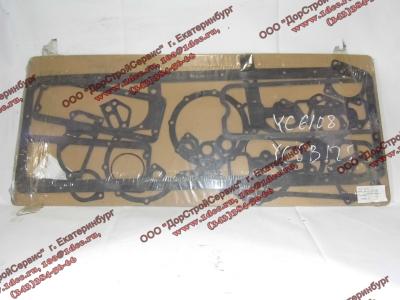 Комплект прокладок на двигатель Yuchai YC6108/YC6B125 YUCHAI (ЮЧАЙ) 330-9000100B