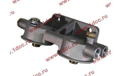 Кронштейн топливных фильтров тонкой очистки (М18) F3/H3