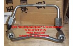 Трубка высокого давления (насос топливный-рампа, изогнутая) Короткая H3 фото Россия