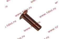Заклепка накладки передней тормозной колодки C 6х22 медная фото Россия