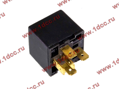 Реле на блок предохранителей 5-ти контактное H HOWO (ХОВО) WG9100581000-11