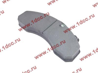 Колодка тормозная H A7 дисковые тормоза HOWO A7 WG9100443050