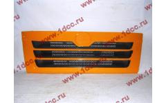 Капот SH F3000 желтый с решетками фото Россия