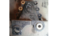Кронштейн передней рессоры задний левый SH F3000 8х4 фото Россия