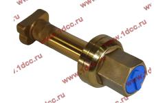 Шпилька колесная задняя с гайкой L-120 M22 F/SH F3000 (усиленная) фото Россия
