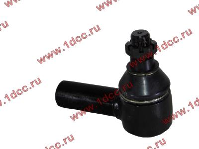 Наконечник рулевой правый F (3003060-1H) КАЧЕСТВО FAW (ФАВ) LEO400004A для самосвала фото 1 Россия