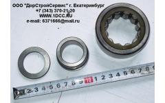Подшипник 2306 (NU2306E) H фото Россия