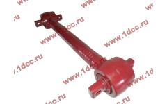 Штанга реактивная прямая L-585/635/725, сайлентблок 85*77*155 SH F3000 фото Россия