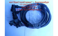 Жгут электропроводки задних фонарей H3 фото Россия