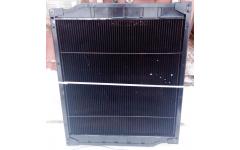 Радиатор (медь) маленький 6х4 H фото Россия
