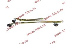 Трапеция стеклоочистителя DF-3250 3251 4181 4251 фото Россия