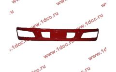 Бампер F красный пластиковый для самосвалов фото Россия