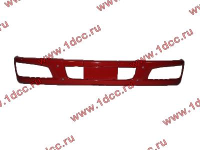 Бампер F красный пластиковый FAW (ФАВ) 2803010-369
