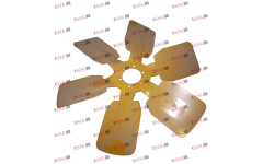 Вентилятор охлаждения двигателя CDM 855 фото Россия