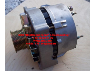Генератор 28V/55A CDM 855 (JFZ2913) Lonking CDM (СДМ) 612600090019 фото 1 Россия