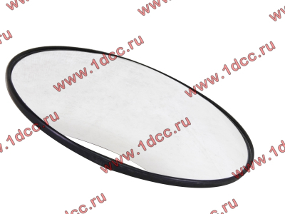 Зеркало сферическое (круглое) H2/H3 HOWO (ХОВО) WG1642770004