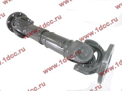 Вал карданный межосевой L-665, d-165 , 8 отв. H2/H3 HOWO (ХОВО) WG9014310125/AZ9114310096 фото 1 Россия