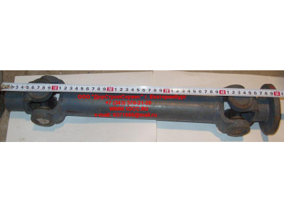 Вал карданный привода НШ L=500 шлицевая D=30 d=27 (H) 112413500011/1 H HOWO (ХОВО)