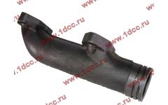 Коллектор выпускной боковая часть WP12 фото Россия