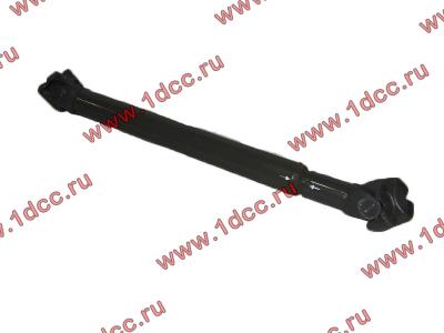 Вал карданный основной без подвесного L-1650, d-180, 4 отв. H2/H3 HOWO (ХОВО) AZ9114311650 фото 1 Россия
