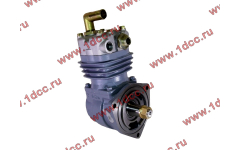 Компрессор пневмотормозов 1 цилиндровый WP10 (2010-2011) SH фото Россия