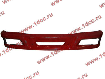 Бампер FN2 красный самосвал FOTON (ФОТОН) 1B24953180001