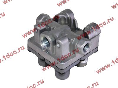 Клапан предохранительный 4-х контурный H2/H3 HOWO (ХОВО) WG9000360366