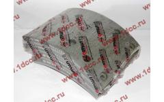 Накладка тормозная передняя, комплект на колесо SH фото Россия